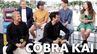 "Cobra Kai Serves Up ""Bad Senseis"" and Love Triangles 