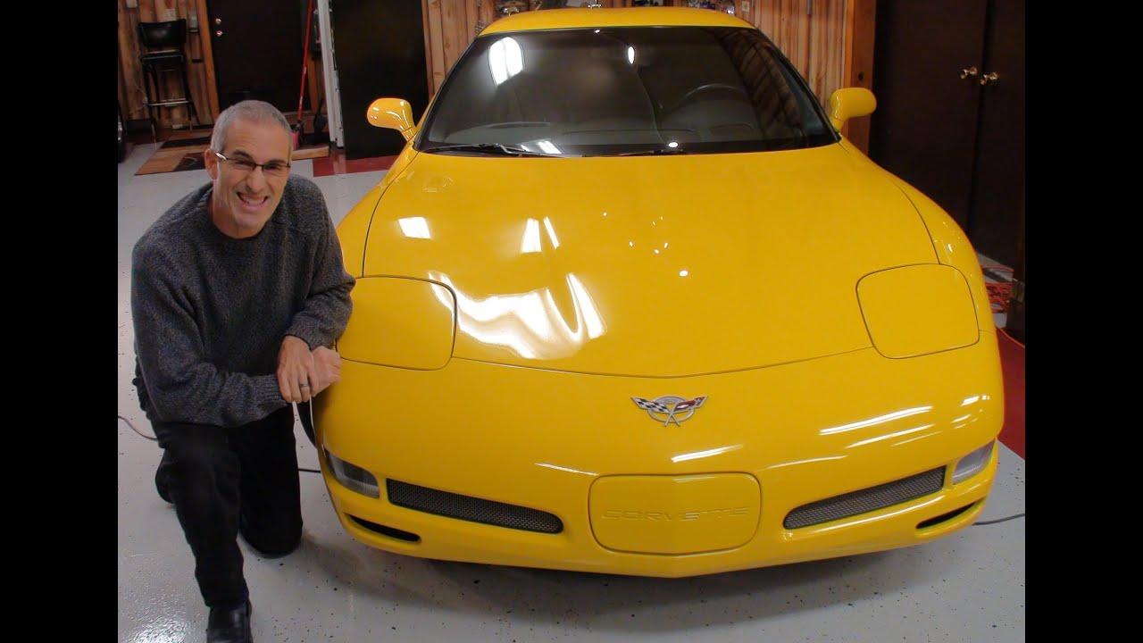 2003 Chevrolet Chevy Corvette ZO6 Z06 50th Anniversary