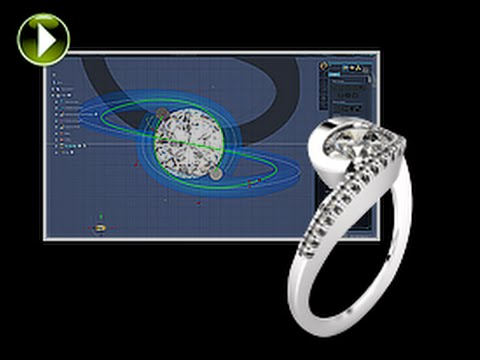 3DESIGN: 3D CAD Software for Jewelry and Fashion Accessories | Type3