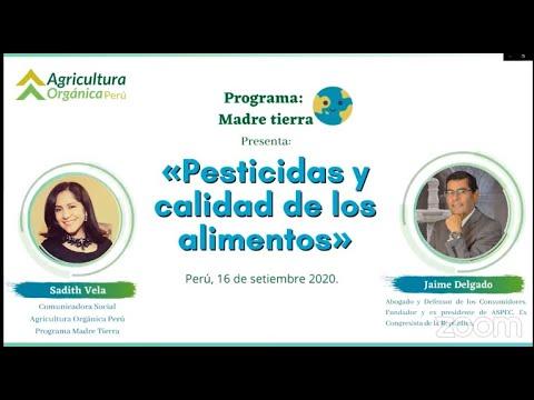 FRUTAS Y VERDURAS CONTAMINADAS POR AGROQUÍMICOS