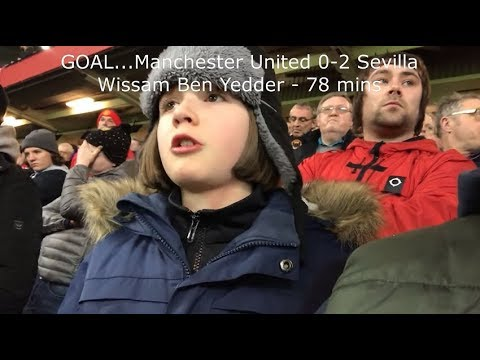 Manchester United v Sevilla | Match Day Vlog | UEFA Champions League Last 16 | 2nd Leg | 13.03.2018