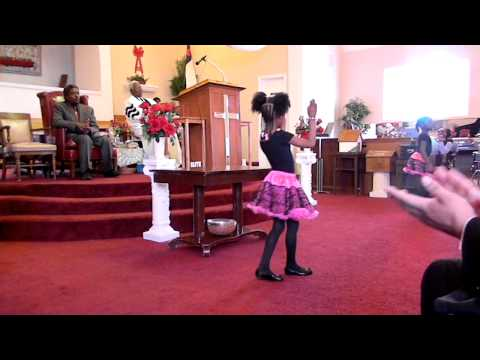 He Saw the Best in Me--Children Praise Dancing