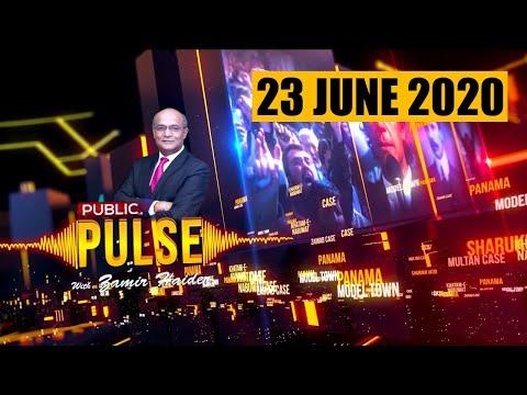 Public Pulse - Tuesday 23rd June 2020