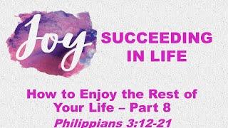 Succeeding in Life  - (09/05/21)
