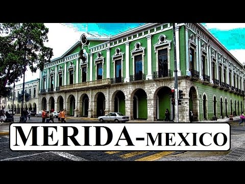 Mexico-Merida (Capital of the of Yucatán) Part 4