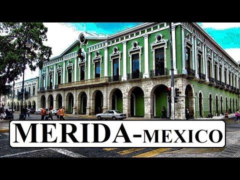 Mexico-Merida (Capital Of The Of Yucatán) Part 4