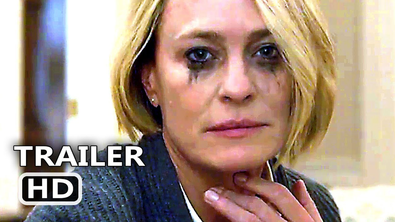 House Of Cards Season 6 Claire Underwood Attempted Murder Trailer