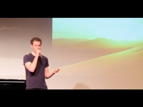 It's About Time We Adopt the Pace of Nature  Sean O'Neal  TEDxUpperWestSideWomen