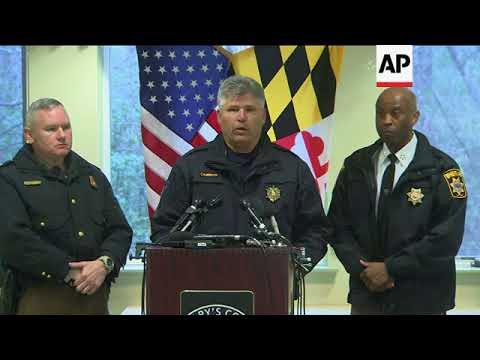 Sheriff: Gunman dead in Maryland school shooting