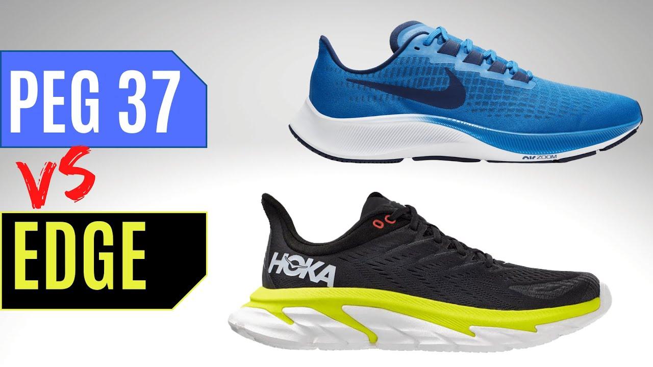 Nike Pegasus 37 Vs Hoka Clifton Edge   Best Daily Running Shoe?