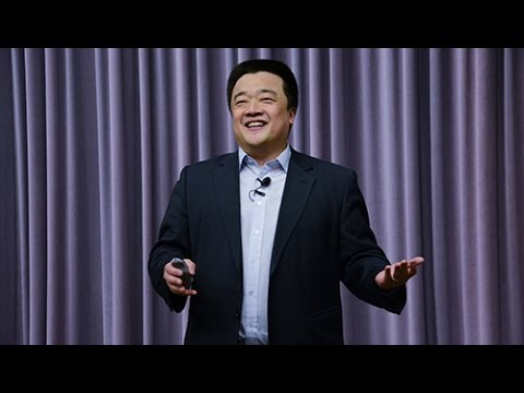 Bobby Lee: Why Bitcoin Makes Sense [Entire Talk]