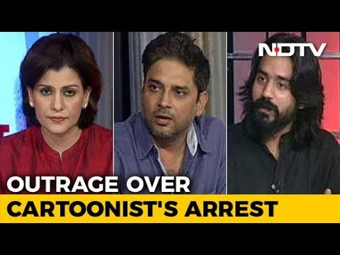 Cartoonist Arrested: Has Dissent Become Difficult?