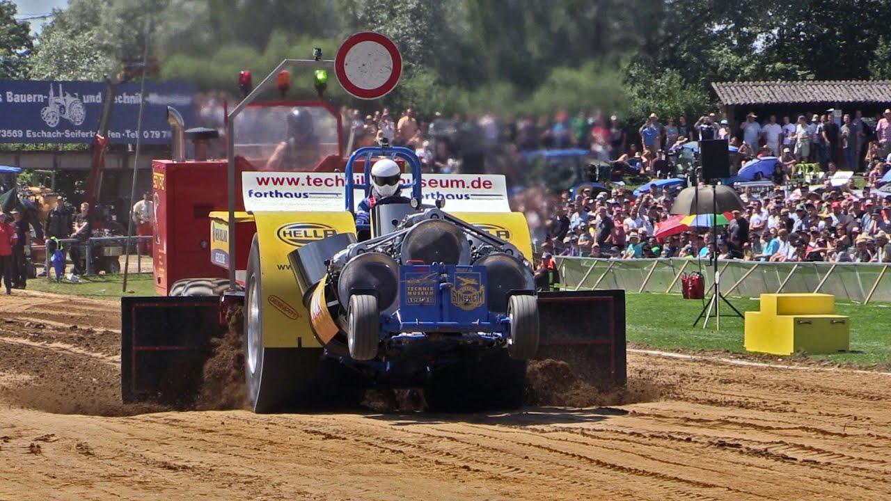 Traktorpulling Krumbach