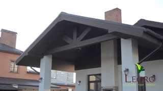 обзор фасадной доски Legro(сайт www.woodplast.com., 2014-10-17T13:17:05.000Z)