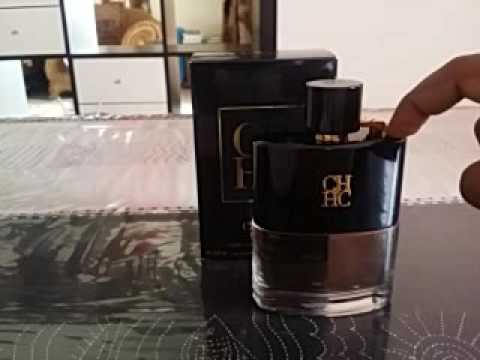 c6b6a8921d CH Men Prive from Carolina Herrera Fragrance review - YouTube