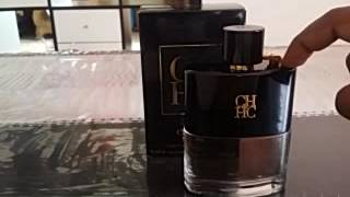 CH Men Prive from Carolina Herrera Fragrance review
