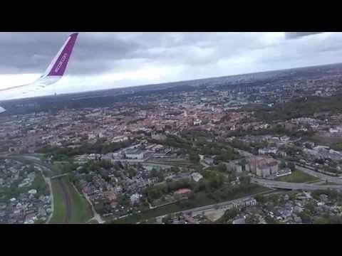 Landing - Vilnius, Lithuania