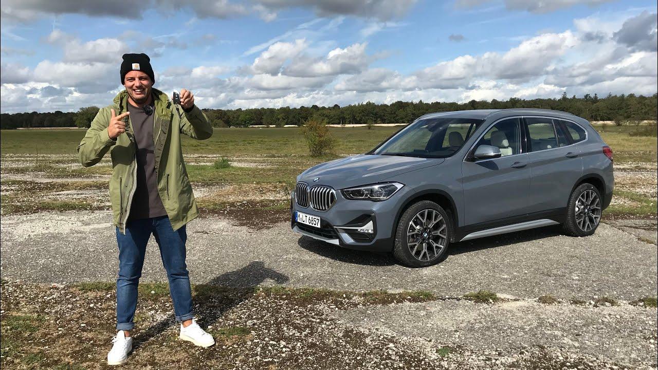 2020 BMW X1 Spy Shoot
