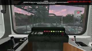 Schwebebahn Simulator 2013 | Gameplay HD 30Min