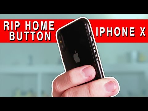 Download Youtube: RIP HOME BUTTON - iPhone X