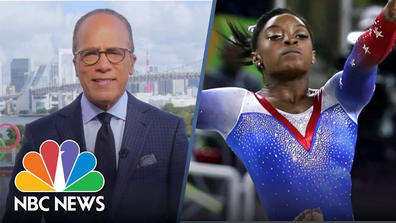 Download NBC Nightly News Broadcast (Full) - July 22nd, 2021