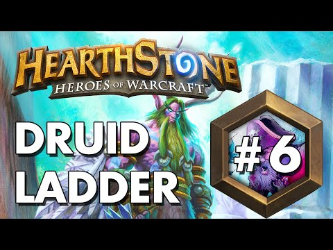 Hearthstone: Constructed Druid Ladder #6 - Rank 13 October 2014 Season