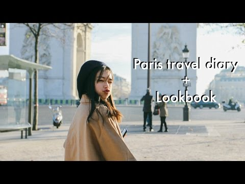 Paris Video Diary