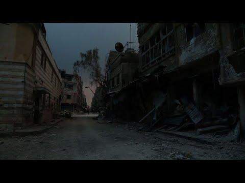 الغوطة الشرقية قرب دمشق تحت وابل القصف قبل تصويت في مجلس الأمن