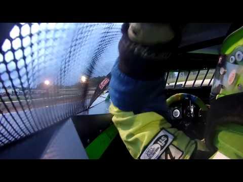 6/8/2018 Black Hills Speedway Heat Race (in car front view)