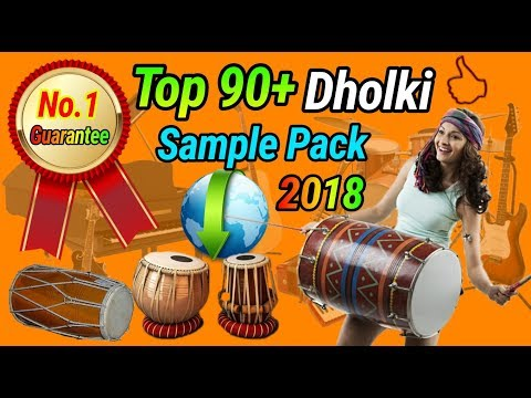 dholki sample pack download 2018 || hard dholki mix || 👌 dholki beats download sample pack💻