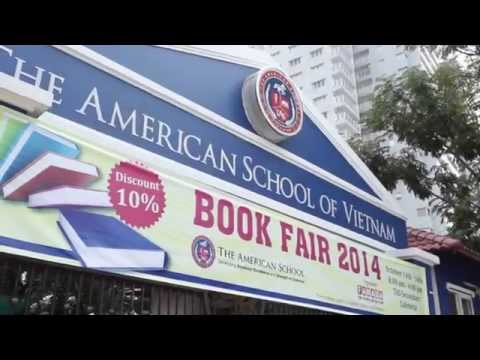 The American School - College Fair & Bookfair – year 2014 - 2015