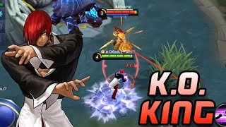 "K.O. KING - ""CHOU"" 👊 RANK HIGHLIGHTS 