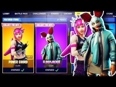 NEW SKINS FORTNITE ITEM SHOP SEASON 8 LIVE *NEW* (Fortnite Battle Royale)