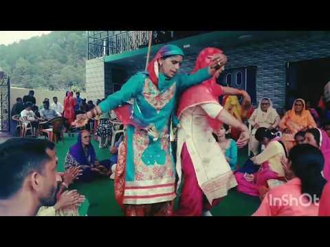 ~आज राम बधाईया हो रही यहाँ~Latest Ladies Gidha || Vol.10.2