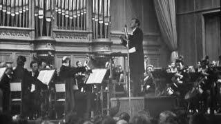 Скачать Evgeny Svetlanov Conducts Rachmaninoff Symphony No 2 Video 1973