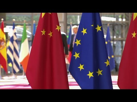 China, EU send solid messages to the world in uncertain times: expert