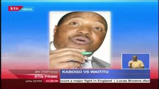 Governor Kabogo wants Mp declared unfit for run