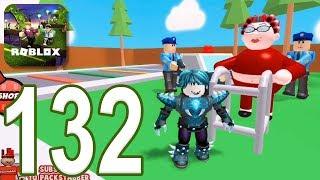 ROBLOX - Gameplay Procédure pas à pas Partie 132 - Nouvelle mise à jour Escape Grandma's House Obby (iOS, Android)