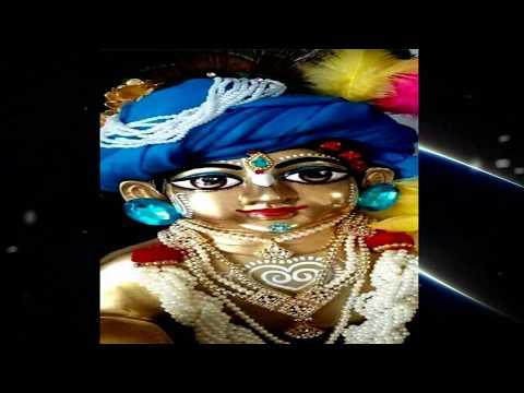 Sawariya tumko kisne sajaya hai ! Shree Krishna bhakti WhatsApp status(MAKE OF status)