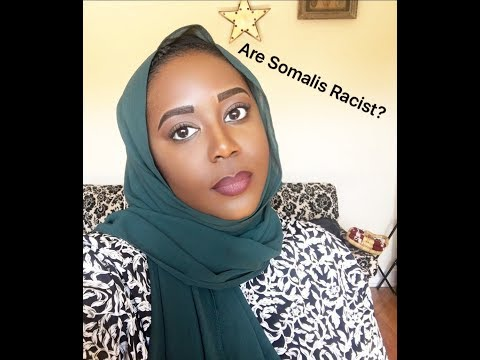 ARE SOMALIS RACIST? A discussion on inflammatory language within the Somali community . thumbnail