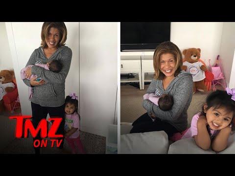 Hoda Kotb Adopted A Second Child  TMZ TV
