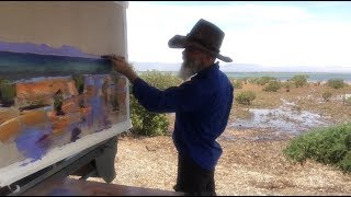 Plein Air, Flinders Ranges and Coastal
