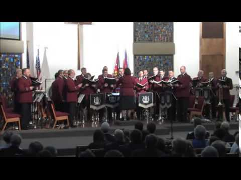 New York Staff Band of The Salvation Army - USA West Tour