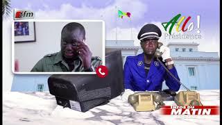 INFOS DU MATIN - 03 SEPTEMBRE 2020 - ALLÔ PRÉSIDENCE: Per bou xar, Ndiaye & Doyen