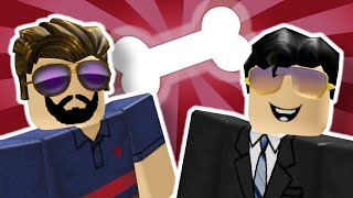 Roblox | The Plaza | Ben and Dad