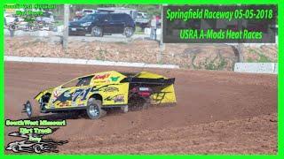 Springfield Raceway | USRA Modifieds