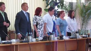 XXV sesja Rady Powiatu