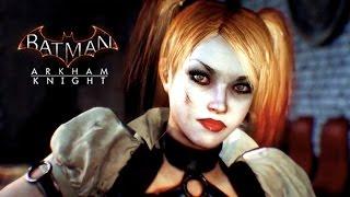 Batman: Arkham Knight - Harley Quinn Trailer