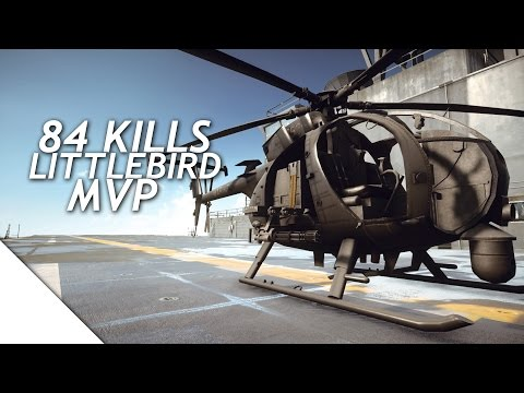 84 KILLS CHOPPER GAMEPLAY | EPIC COMEBACK | BATTLEFIELD 4 | 60 FPS
