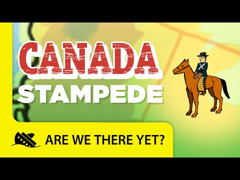 Canada: Stampede - Travel Kids in North America